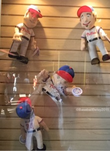 The Chase Utley Puppet--you put your hand WHERE?!?!?!